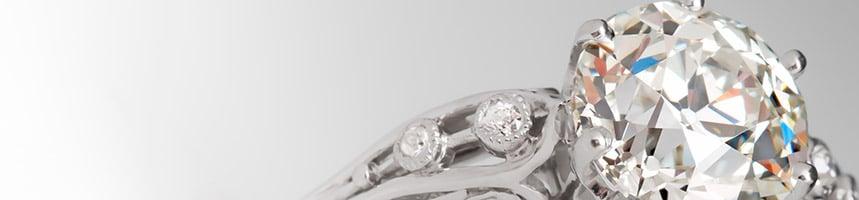 Vintage & Antique Engagement Rings