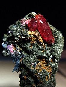Raw Ruby. Photo Credit: Wikipedia.