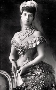 Princess Alexandra of Denmark Photo Credit: The Jewelry Blog