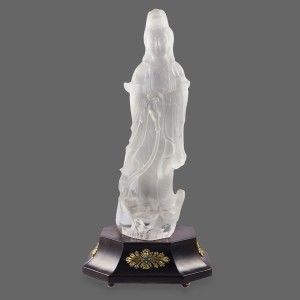 'Guanyin' by Wallace Chan. Photo Courtesy of Luxeford Hong Kong Ltd.