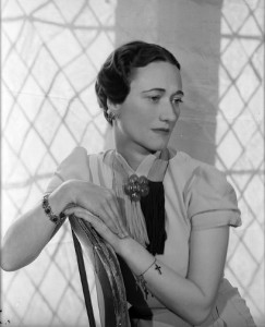 Wallis Simpson, Duchess of Windsor, poses for her wedding, June 3, 1937. Photo Cecil Beaton Studio Archives at Sotheby's.