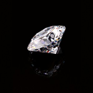 A Superb & Extremely Rare Unmounted Brilliant-Cut Diamond Weighing 84.37 Carats. Photo © Sotheby's 2007.