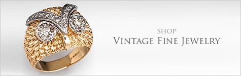 Shop Vintage Jewelry