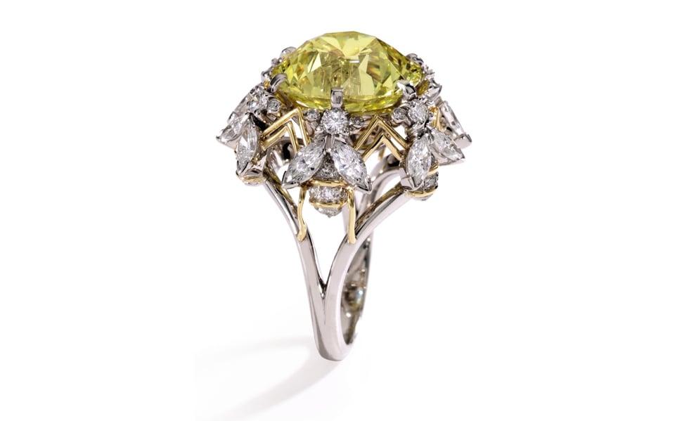 eb20940ab Spotlight on Design: Jean Schlumberger Engagement Rings - EraGem Post