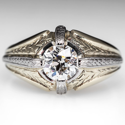 diamond ring for husband euro