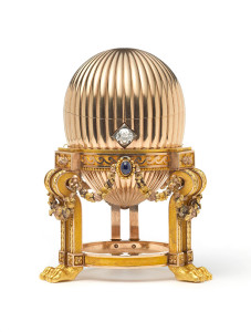 Third Imperial Faberge Egg, ©Wartski. Photo used with permission.