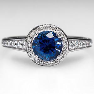 Когда появилась модель кольца «Гало»