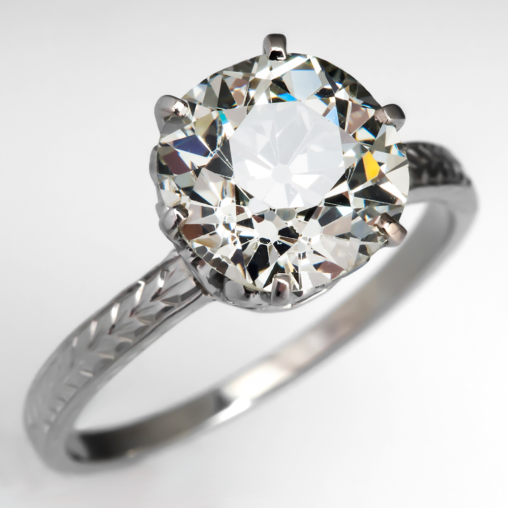 engagement gold rings 2013