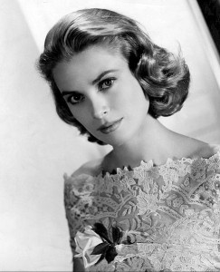 MGM Head Shot Prior to Her Wedding in 1956. Photo is in the Public Domain.
