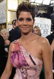 Halle Berry at the 2013 Golden Globes. Photo ©2013 Jenn Deering Davis.