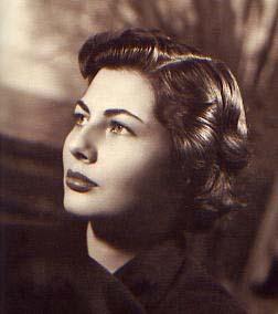 """""""Court Portrait by SAKO of Queen Soraya 1953"""" by SAKO"""