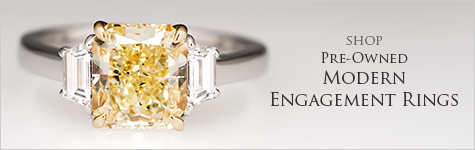 Shop Pre-owned Diamond Rings