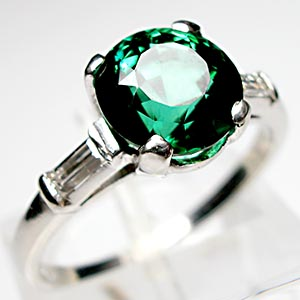 green-tourmaline-diamond-engagement-ring