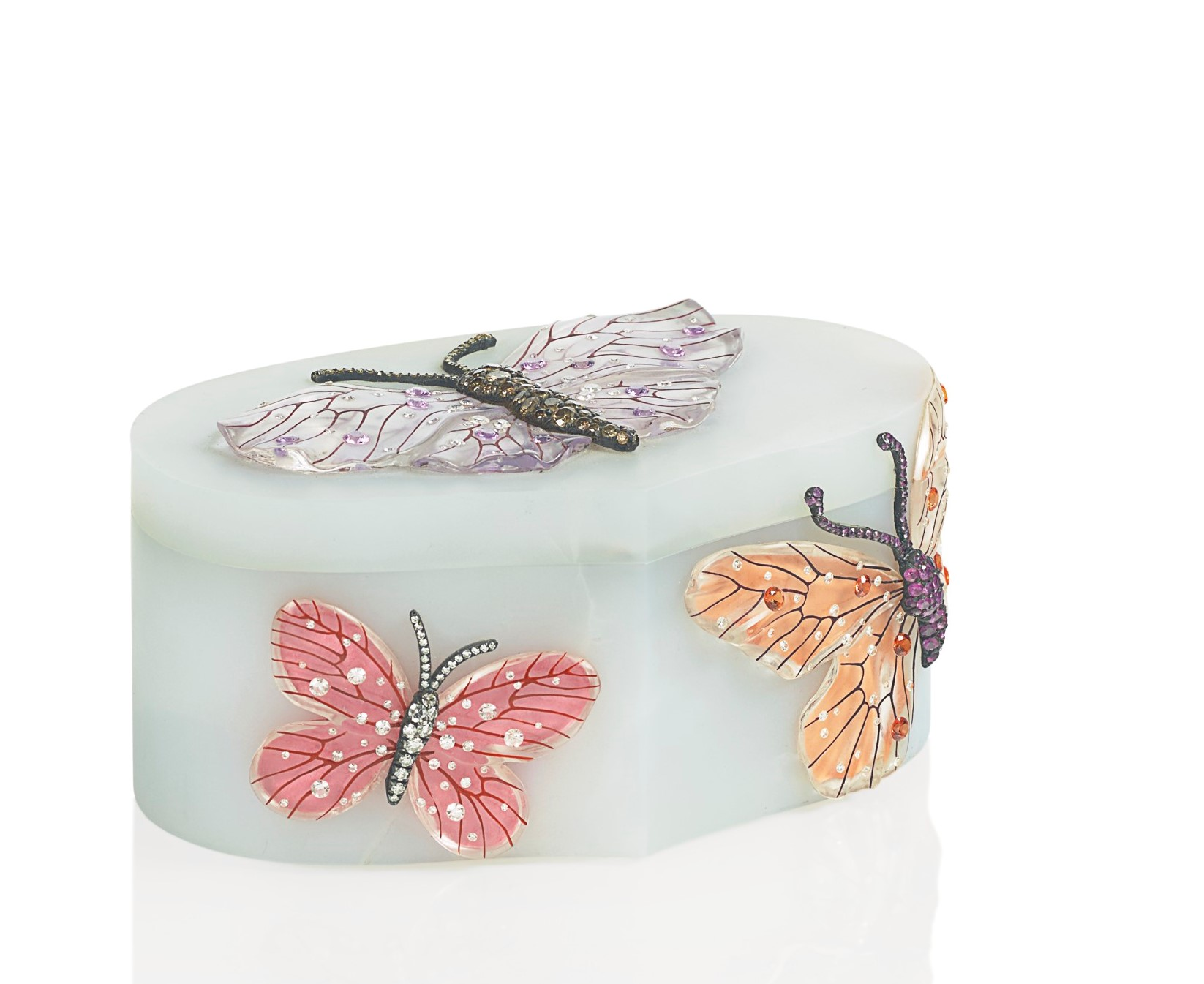 Christie's Paris presents Jeweled Box by JAR