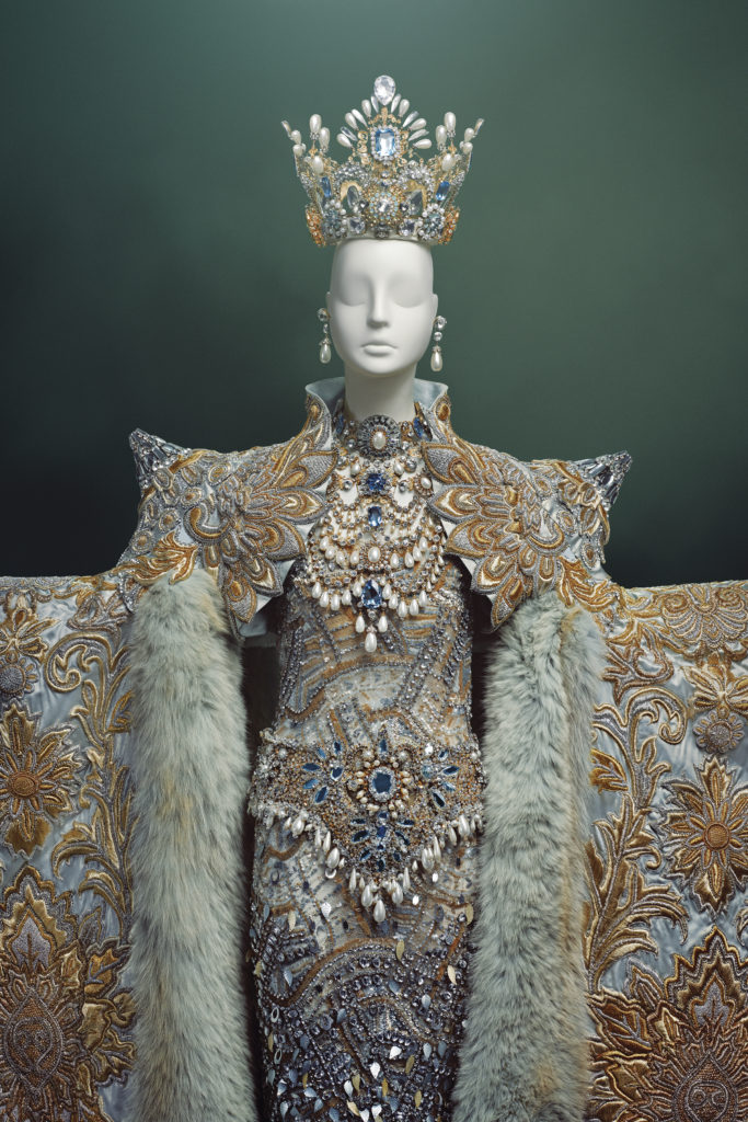 Guo Pei One Thousand and Two Nights, 2010.